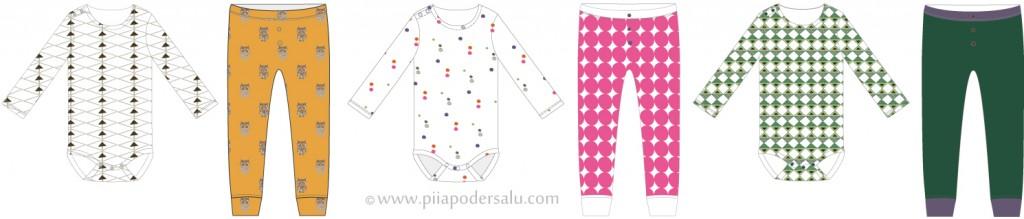 pajama designs for children